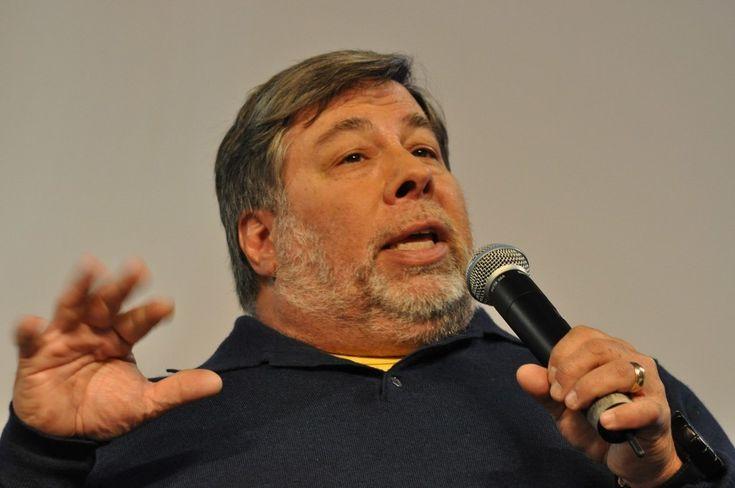 Das Vermögen von Apple Mitgründer Steve Wozniak