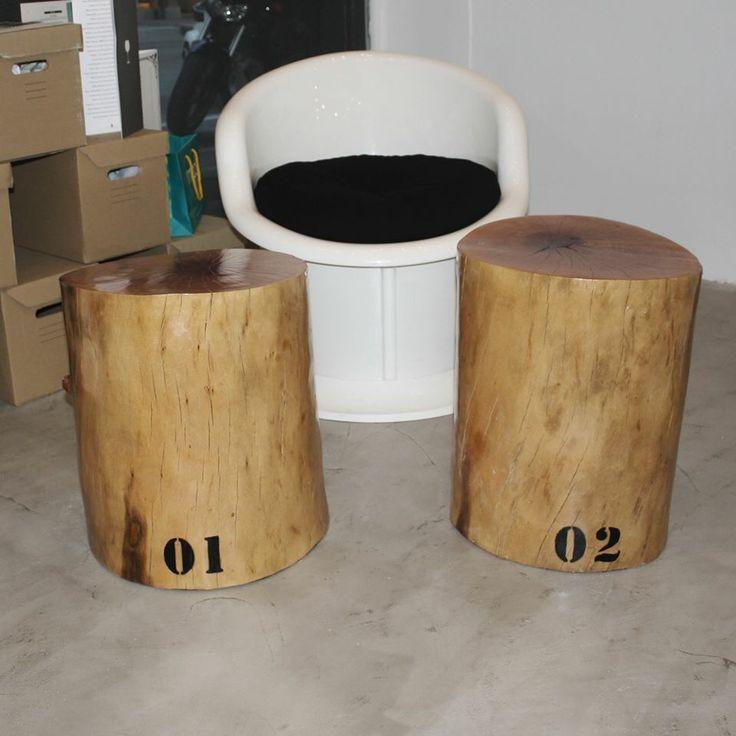 Wood table design