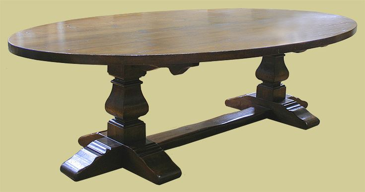 101 best Oak Dining Tables Reproduction images on Pinterest
