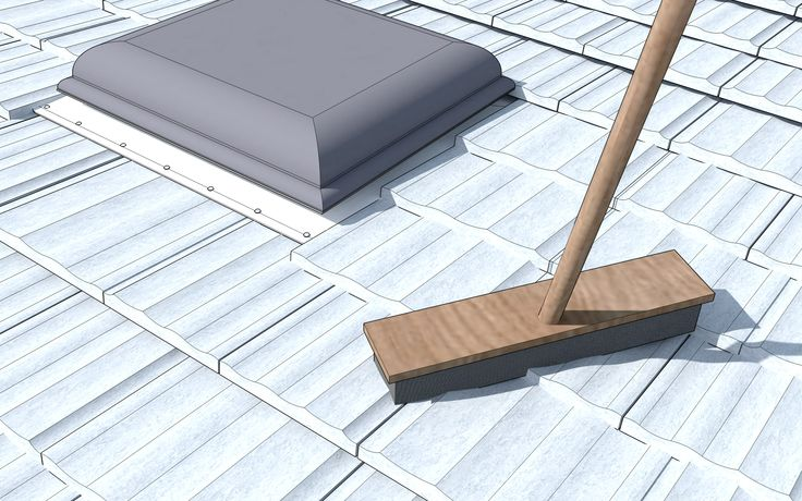 Roof vents are devices that allow the moisture in a house to escape, which prevents the growth of mold and mildew. Roof vents also help to keep wood rot, which is a form of fungal decay, from developing in the house. Roof vents are made of...