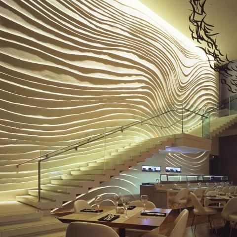 W Hotel in NYC by Moss and Lam