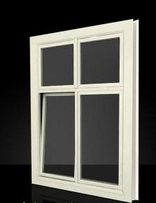Okno UR uchylno-rozwierne