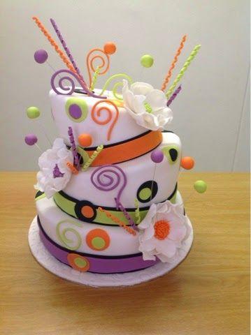 Cake Creativity: Sweet Sixteen Cake