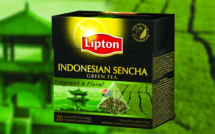 Lipton Indonesian Sencha Green Tea