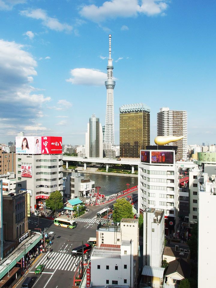 11 Best Places To View The Tokyo Skyline For Free In 2020 Tokyo Skyline Taito City Tokyo Vacation