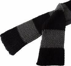 bufandas tejidas en dos agujas para hombres - Buscar con Google