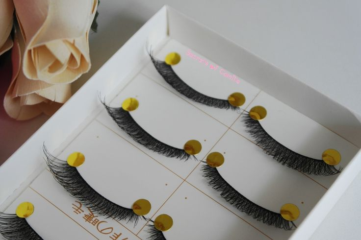 REVIEW | BORN PRETTY STORE CROSS CRISS HANDMADE FALSE EYELASH #Y-38 Don't forget to use my voucher code JCH10 to obtain 10% off your purchase! #bornprettystore #falseeyelashes #cosmetics
