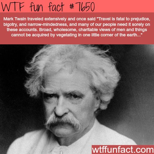 The best quote about traveling - WTF FUN FACTS