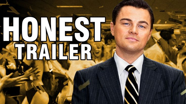 Honest Movie Trailers - The Wolf of Wall Street by Screen Junkies