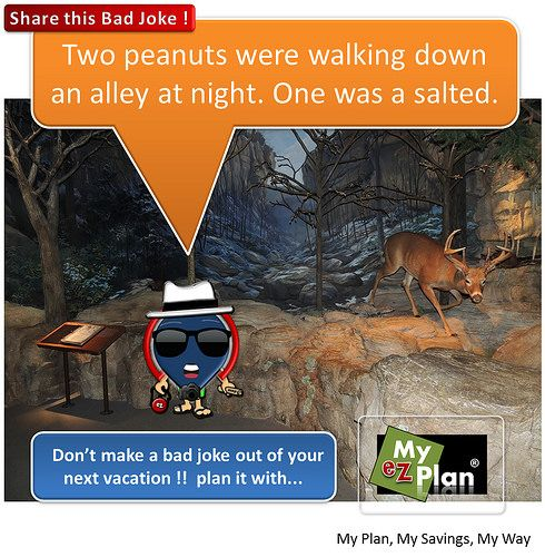 """Goofy Joke 