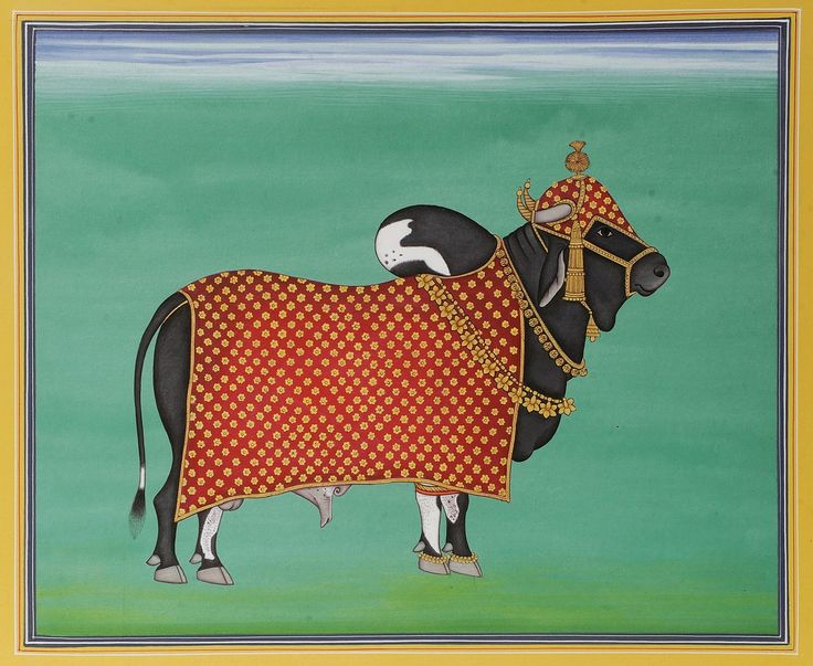 Kailash Raj - Shiva's Constant Companion