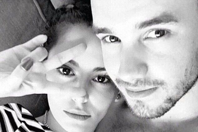 Liam Payne CONFIRMS he is dating Cheryl Fernandez-Versini with Instagram snap | Daily Mail Online