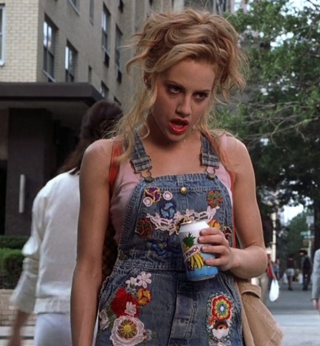 Uptown Girl, Brittany Murphy, 90s Fashion