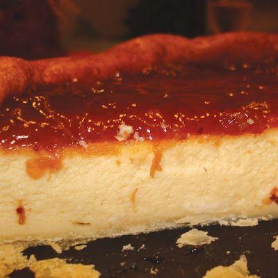Temperarte: Cheesecake Romeo e Julieta
