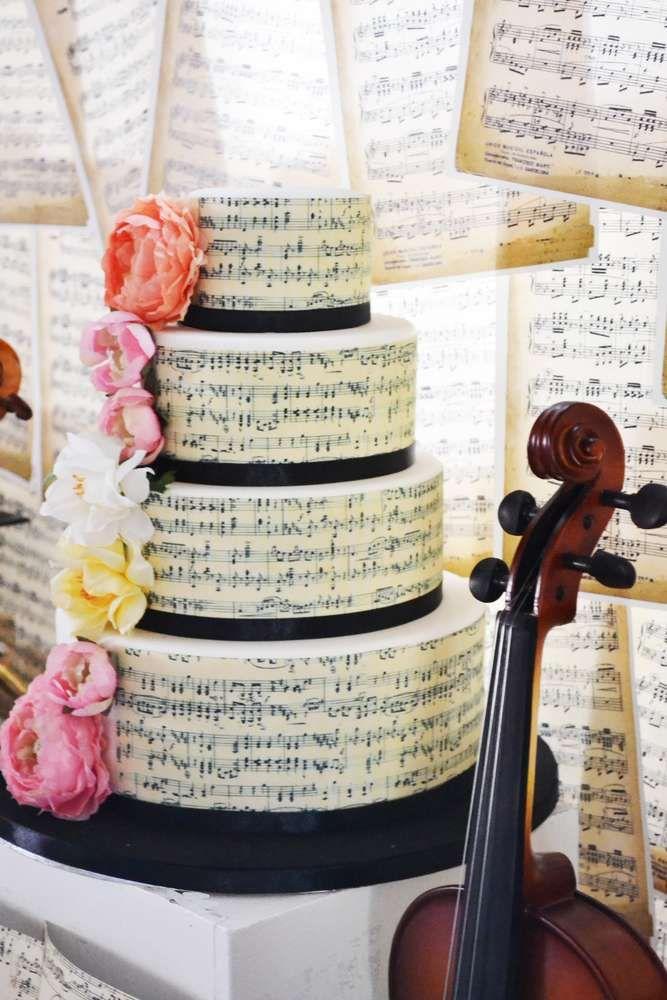 Música / Ideas de la fiesta de bodas Instrumentos | Foto 1 de 8 | Catch My Party