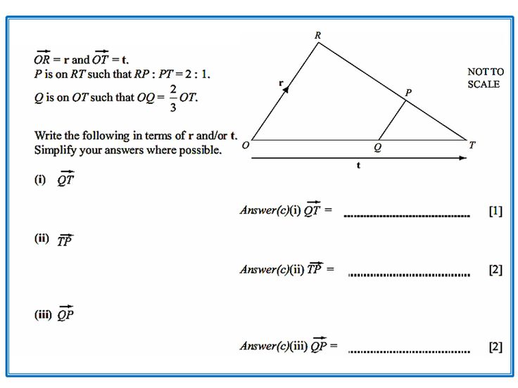 This item is taken from IGCSE Mathematics (0580) Paper 41 of October/November 2010. To deal with this item, let us summarize the details of ...