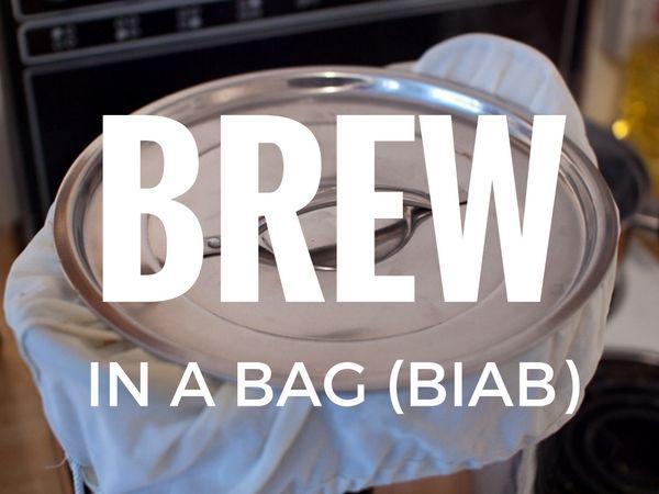 brew in a bag BIAB