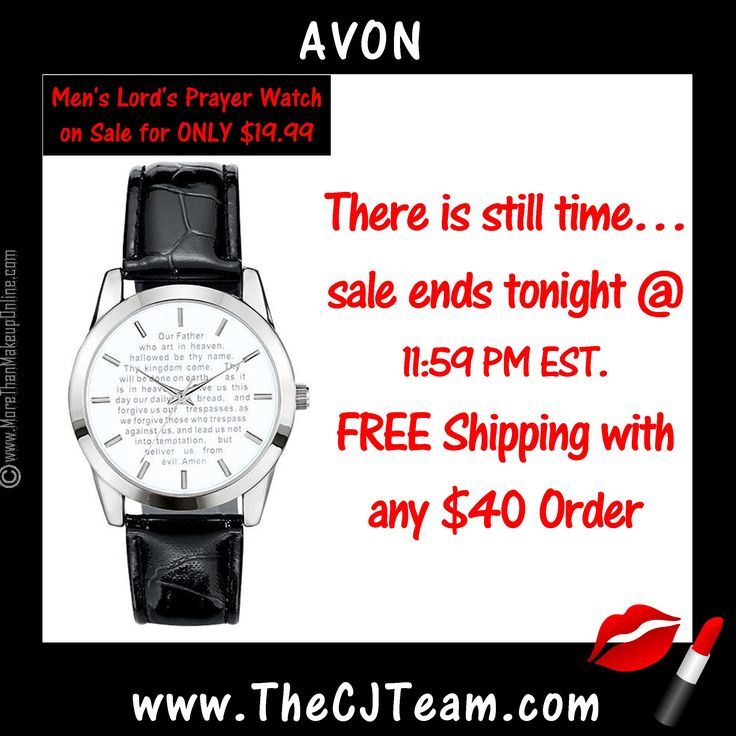 Don't miss the final day of the Avon Campaign 12 sales! ✔ FINAL DAY to Order Avon Campaign 12. Browse the online brochure to see all of our great deals. #avon #LastDay Avon Campaign 12, 2017. Shop Avon Campaign 12, 2017 online May 11, 2017 through May 24, 2017 Online. #Avon #CJTeam #Anew #AvonSale #Campaign12 #C12 #FathersDay #AvonCampaign12 #New Sell Avon Online @ www.cjteam.us. Shop Avon Online @www.TheCJTeam.com