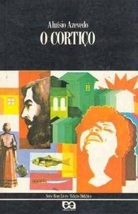 Aluísio Azevedo, O Cortiço, Atica :: Aqui No Megaleitores Você Encontra Tudo Em Livros No Gênero Literatura Brasileira