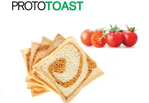 Der Figur - Hit!!! Proto Toast mit Tomatenaroma. Tipp: Zum Salat, macht voll satt mit Genuss bei wenig Kalorien. - Jetzt wieder da!