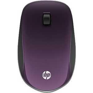 HP z4000 Purple (E8H26AA)  — 680 руб. —  Назначение ноутбук  Интерфейс подключения Usb  Тип беспроводной связи радиоканал  Тип сенсора оптическая светодиодная  Колесо прокрутки есть  Кол-во клавиш 3  Кол-во программируемых клавиш 3  Источник питания мыши 2xAa  Цвет фиолетовый