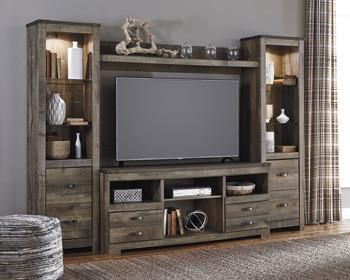 Elegant 17 DIY Entertainment Center Ideas And Designs For Your New Home