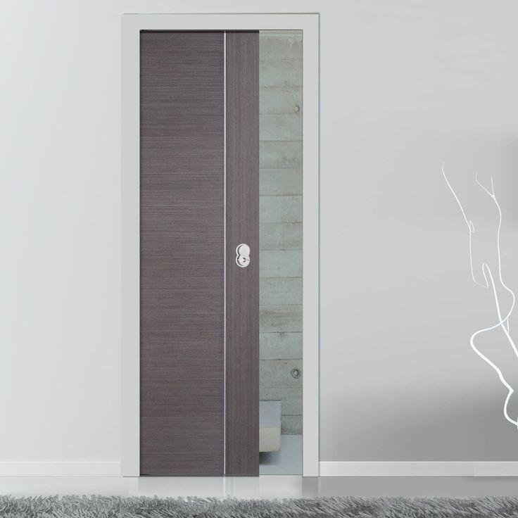 92 best lpd single pocket doors images on pinterest 4 for Modern glass pocket doors