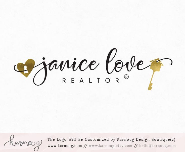 17 best ideas about gold logo on pinterest luxury for Realtor logo ideas