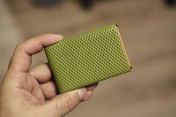 STOCKTAKE SALE 04 Design Leather Wallet Groomsman Gift
