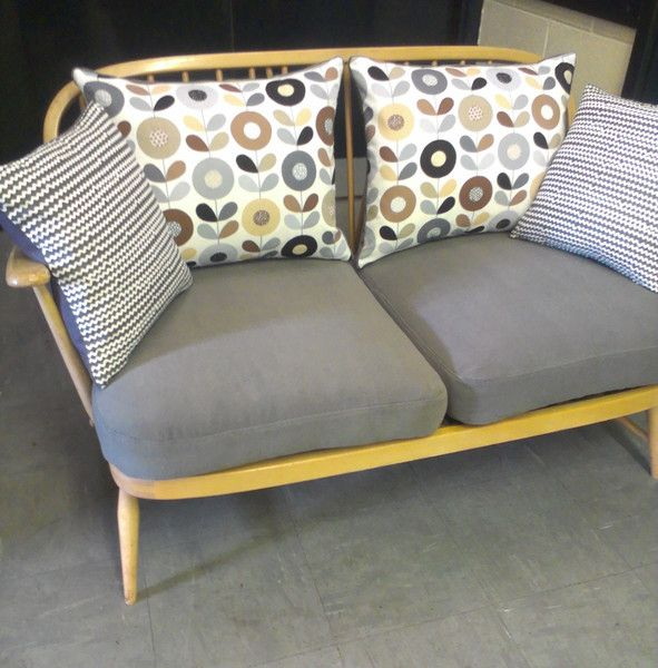 Antique Ercol Sofa: 1000+ Images About Revamp The Ercol On Pinterest