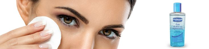 Farmasi Göz Makyaj Temizleyicisi Eye Make Up Remover / Aloe Vera & Cucumber Extract