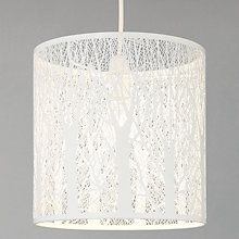 Buy John Lewis Devon Easy-to-fit Ceiling Shade, Small Online at johnlewis.com