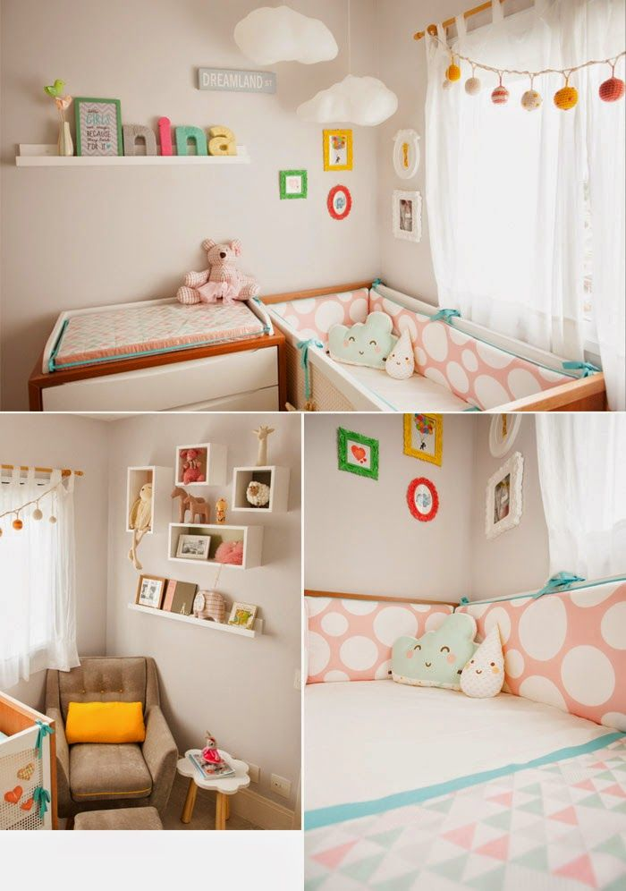 Uaua baby quarto Nina