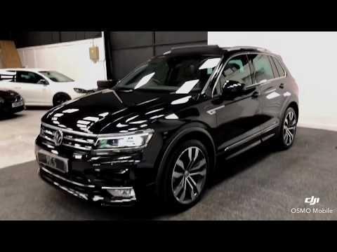 Volkswagen Tiguan 2 0 Tdi R Line Dsg 4motion S S Massive Spec Youtube In 2020 Tiguan Vw Volkswagen Tiguan R Line