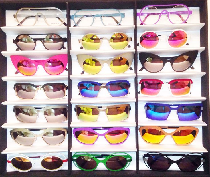 ROGER limited edition sunglasses, all mirror flash