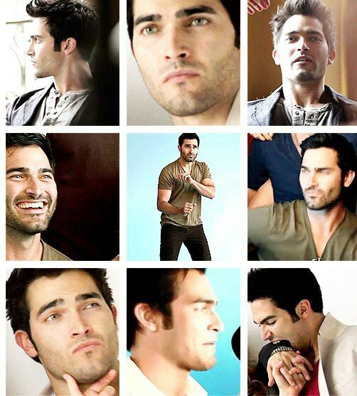 The many faces of Tyler Hoechlin
