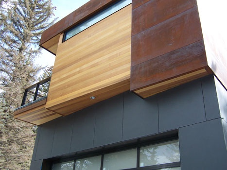 101 best images about natural wood siding on pinterest for Natural wood siding
