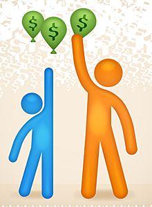 Dossier de la CSQ sur les inégalités de revenus