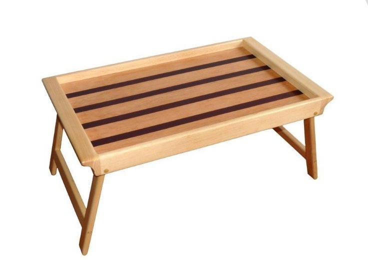 50450 mesa para llevar desayuno a la cama elaborado en madera nuestros productos - Mesas de desayuno ...