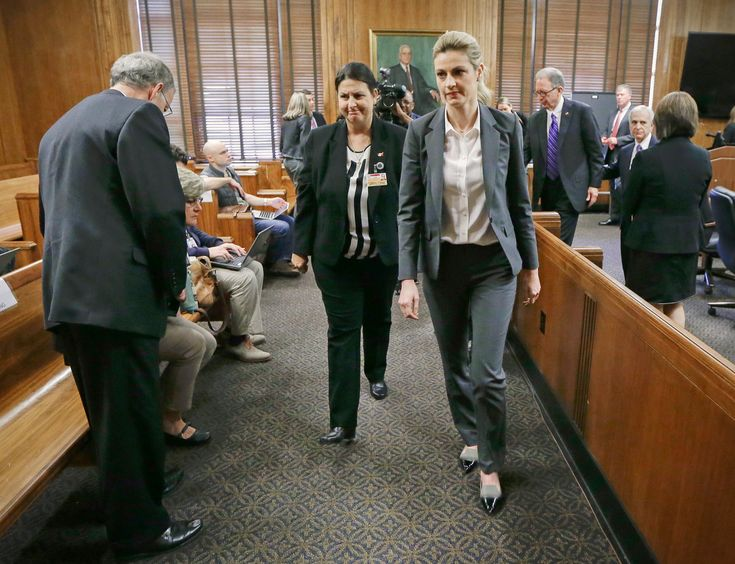 Erin Andrews Awarded $55 Million in Lawsuit Over Nude Video at Hotel