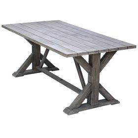 Picture of Camden Wood Trestle Table 74 X 38 in.