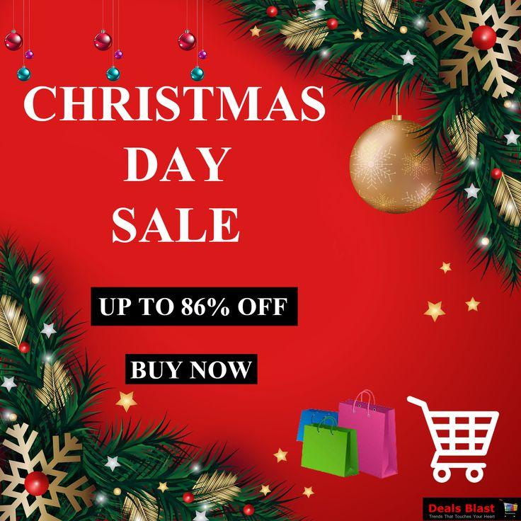 Christmas Day Big Sale   #DealsBlast #USA #UnitedStates #Canada #UK #Australia #Christmas #OnlineDeals #Deals #OnlineShopping