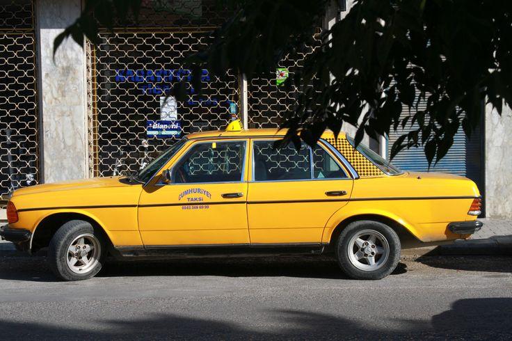 Mercedes benz e class w 123 taxi in antakya hatay for Mercedes benz turkey