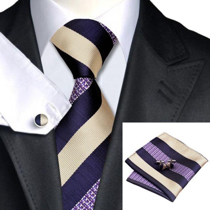 Подарочный набор фиолетовый с хаки в полоску - купить в Киеве и Украине по недорогой цене, интернет-магазин