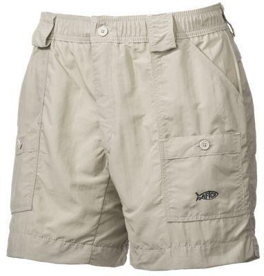 AFTCO Original Fishing Shorts for Men - Natural - 40