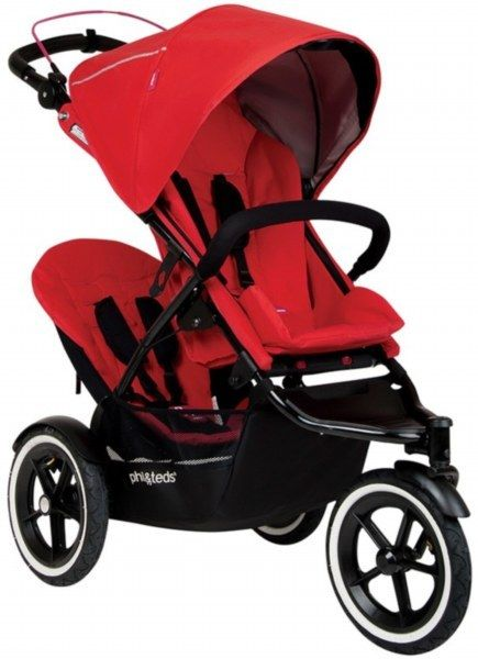 Baby Jogger Double Pram Baby Boom 2000 Phil And Teds Navigator V2 Pushchair With