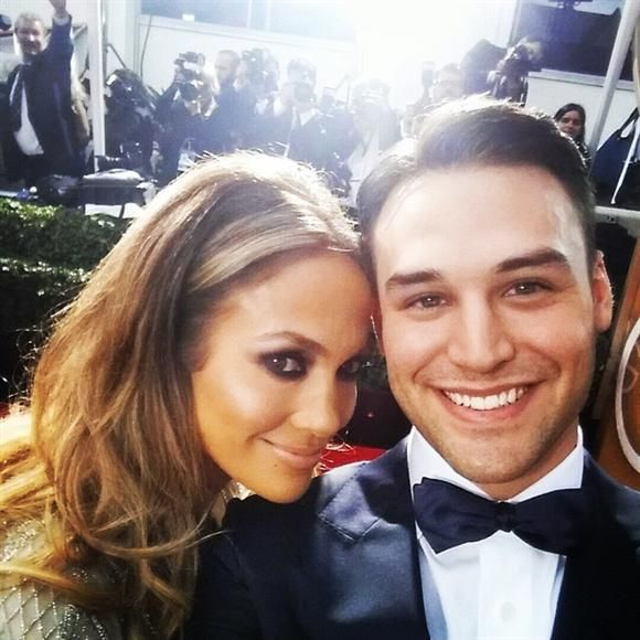 2015 Golden Globe Awards TwitPics