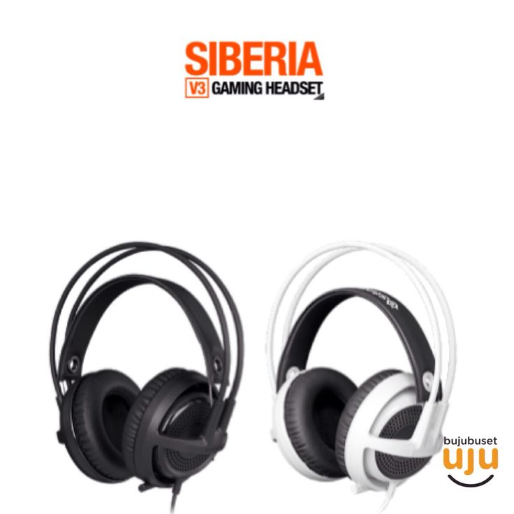 Steelseries - Siberia V3  IDR 1.230.000