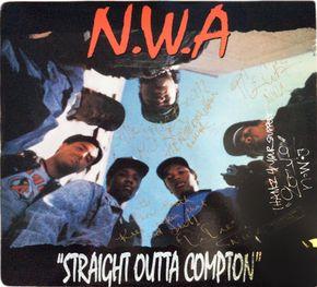 N.W.A., Straight Outta Compton Album