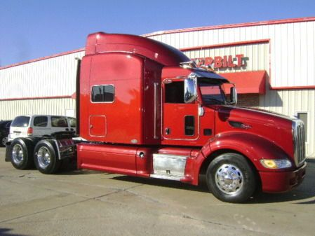 "Our featured truck is a 2011 Peterbilt 386, Cummins ISX Engine, 450 HP, 10 Speed Transmission, Engine Brake, 3.36 Ratio, 244"" WB. Check out this week's recently added trucks at http://www.nexttruckonline.com/trucks-for-sale/All-Categories/All-Makes/All-Models/results.html?days_old-max=7"